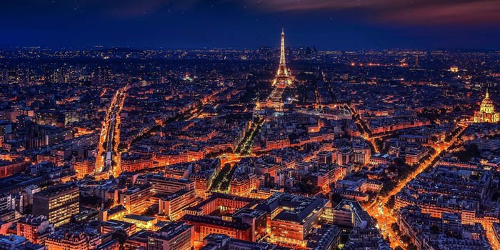 Paris Header
