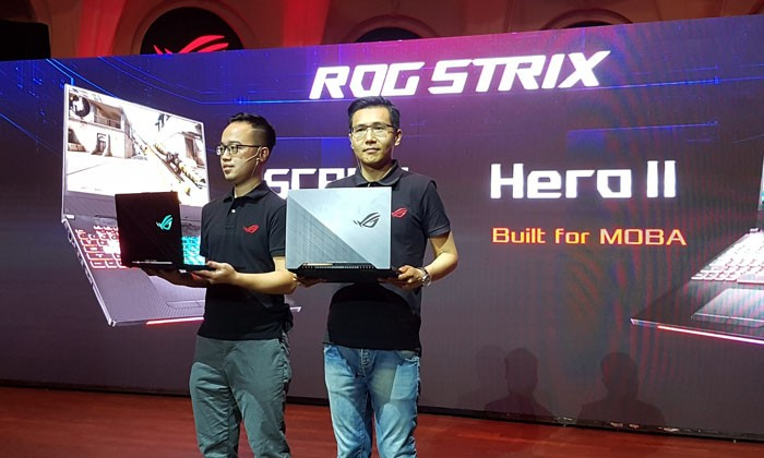 ROG Strix GL504 Hero II All