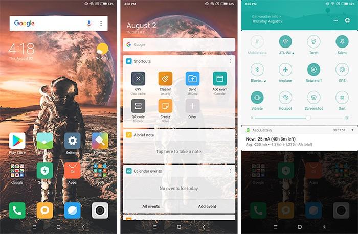 Redmi Note 5 - MIUI