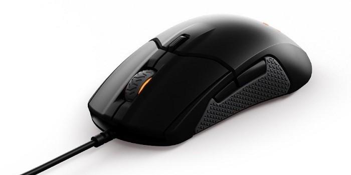 Rekomendasi Mouse Gaming Dengan Tombol Next dan Prev - SteelSeries Sensei 310