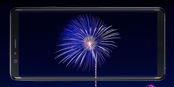 Samsung Galaxy A8 Star Header