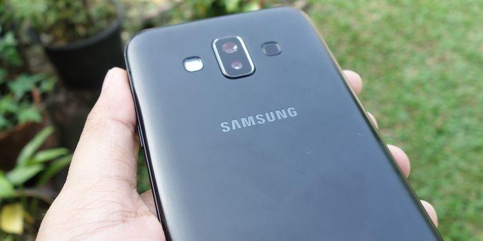 Samsung Galaxy J7 Duo Kamera