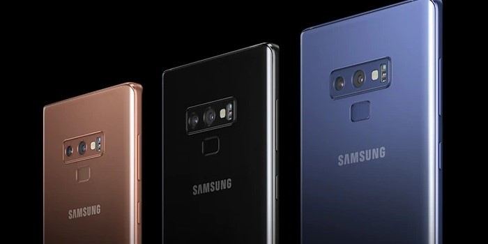Samsung Galaxy Note9 Vs Galaxy Note8 - Kamera