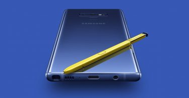 Samsung Galaxy Note9 Featurez