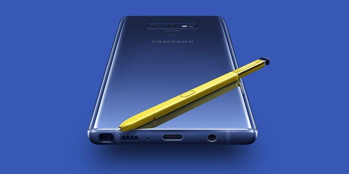 Cara Screenshoot Samsung Galaxy Note9 Header