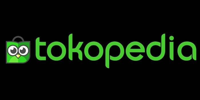 Tokopedia Logo Header