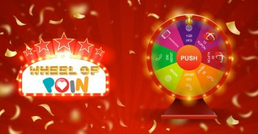 Wheel of POIN Telkomsel Feature
