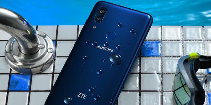 ZTE Axon 9 Pro Back