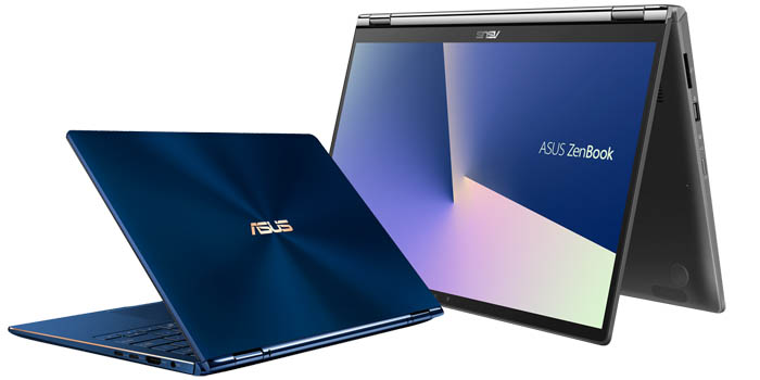 ZenBook Flip 13 15 Header