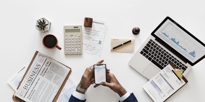 Aplikasi Keuangan Android Header