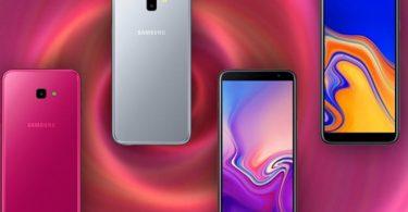 Galaxy J4 dan J6 Plus Feature