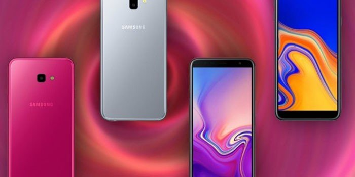 Samsung Galaxy J4 Plus vs J6 Plus Header