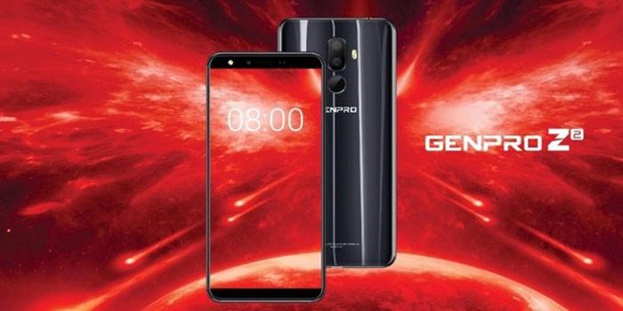 Genpro Z2 Header