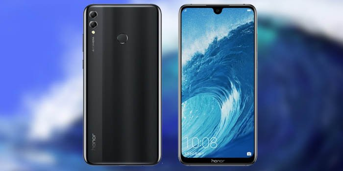 Honor 8X Leak Header