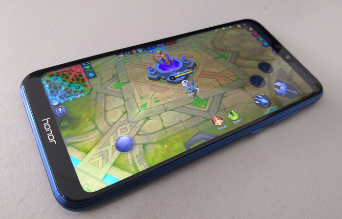 Honor 9i Mobile Legends