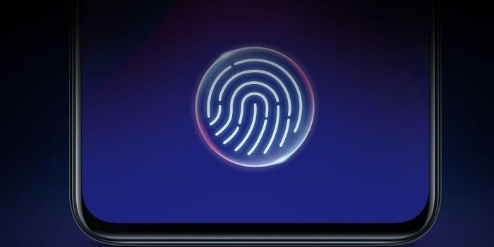 Vivo V11 Pro vs Vivo V9 - Screen Touch ID