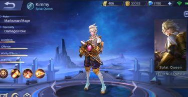 Kimmy Mobile Legends Featured
