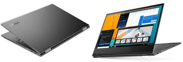Lenovo Yoga C630 Desain