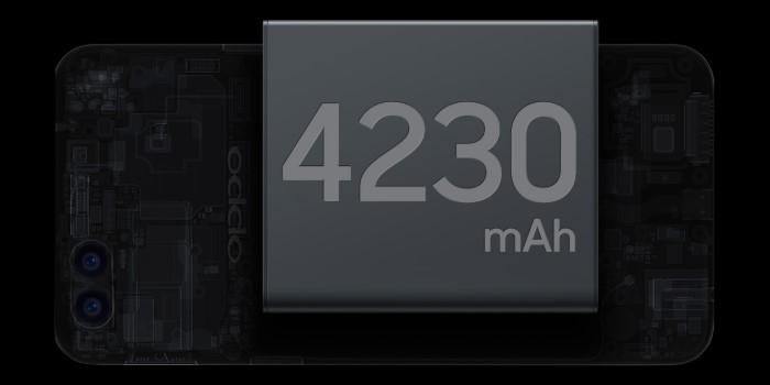 Oppo A3s vs Samsung Galaxy J6 - Baterai