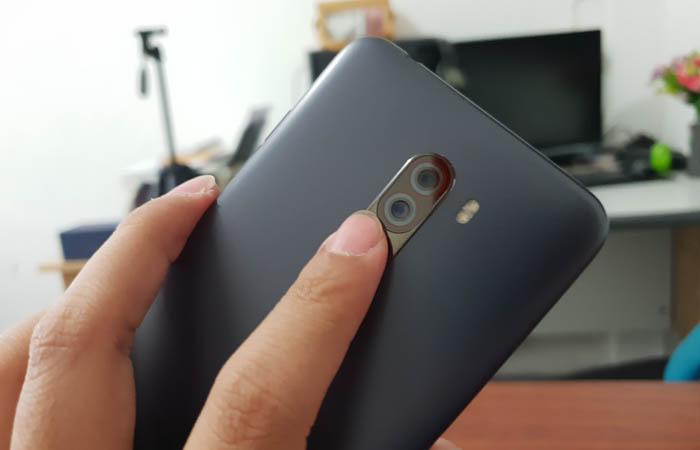 POCOPHONE F1 Fingerprint