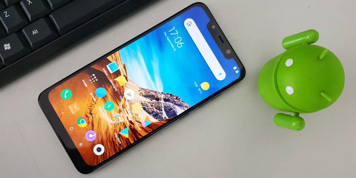 POCOPHONE F1 Review Header