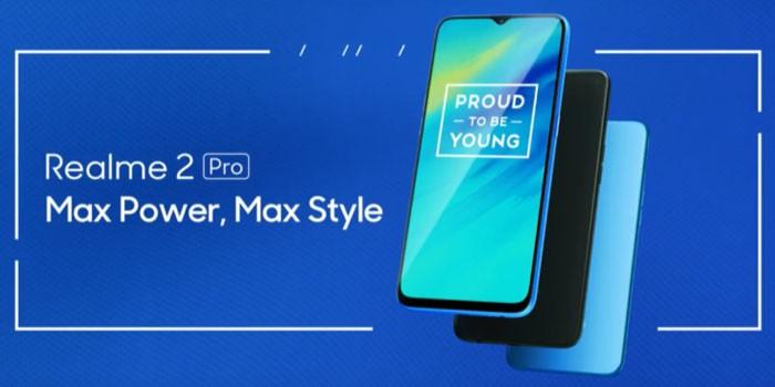 Realme 2 Pro Max Power