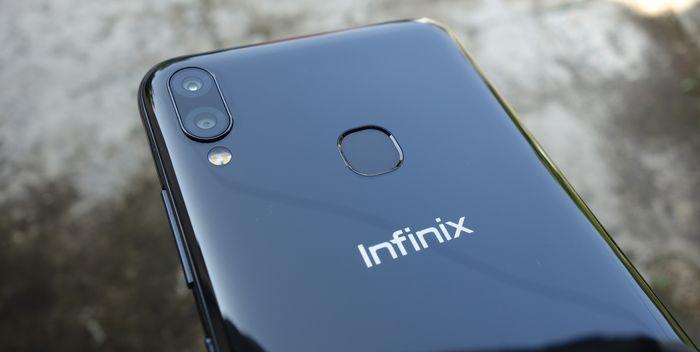 Review Infinix Hot S3X Kamera