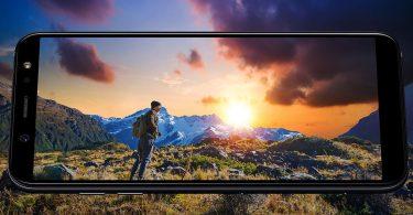 Samsung Galaxy A6 2018 Feature flix