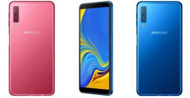 Samsung Galaxy A7 2018 Feature