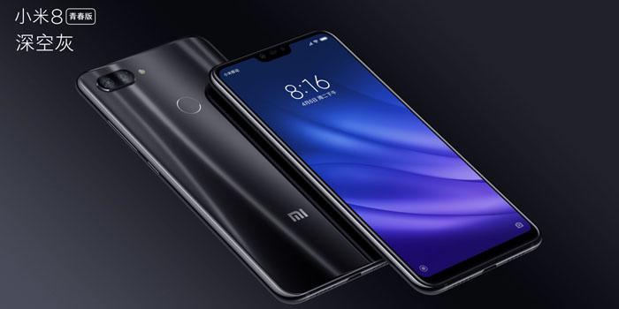 Xiaomi Mi 8 Lite All