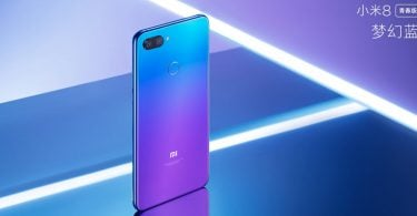 Xiaomi Mi 8 Lite Feature