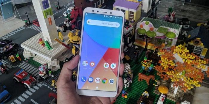 Xiaomi Mi A2 Header Indo