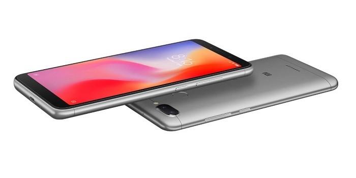 Xiaomi Redmi 6 vs Redmi 5 - Layar