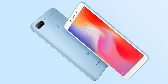 Xiaomi Redmi 6 vs Redmi 6A - Layar