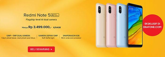 Xiaomi Redmi Note 5 Allz