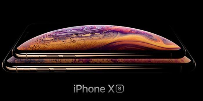 iPhone XS Header