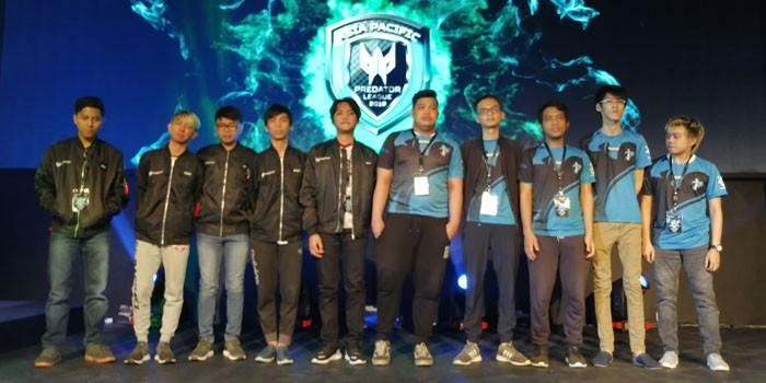 Asia Pacific Predator League 2019 Exhibition