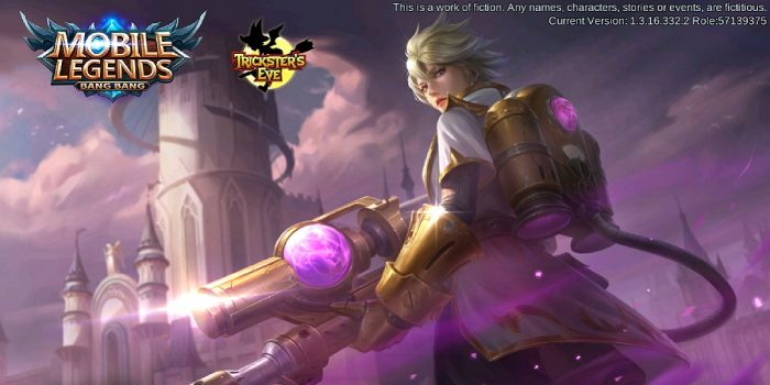 Build Kimmy Mobile Legends Header