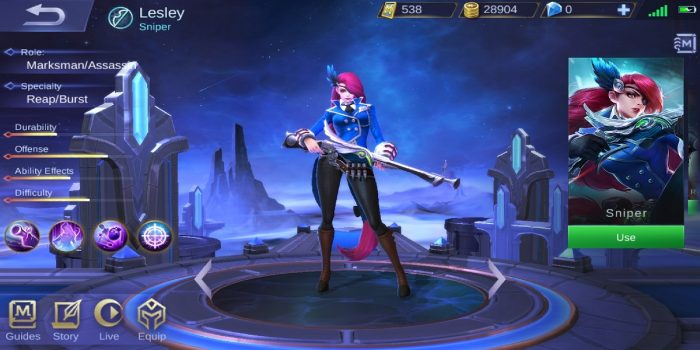Build Lesley Tersakit Header