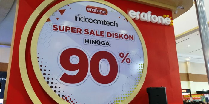 Erafone Indocomtech 2018 Header