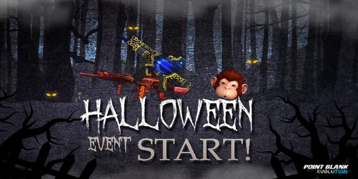 Event PB Garena Halloween Header