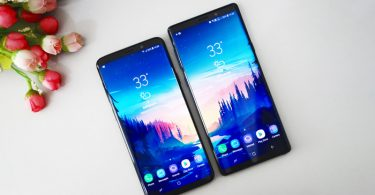 Galaxy S9 Plus vs Galaxy Note 9