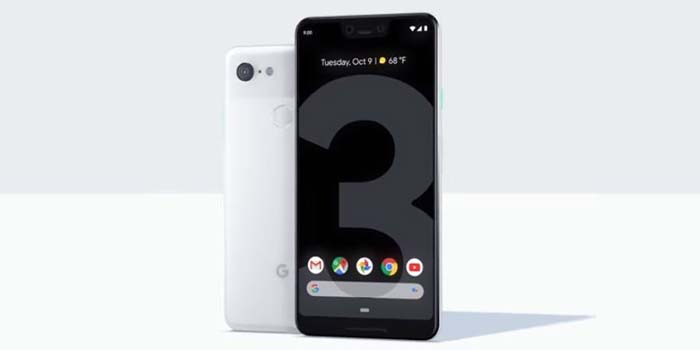 HP Dengan Radiasi Tertinggi - Google Pixel 3
