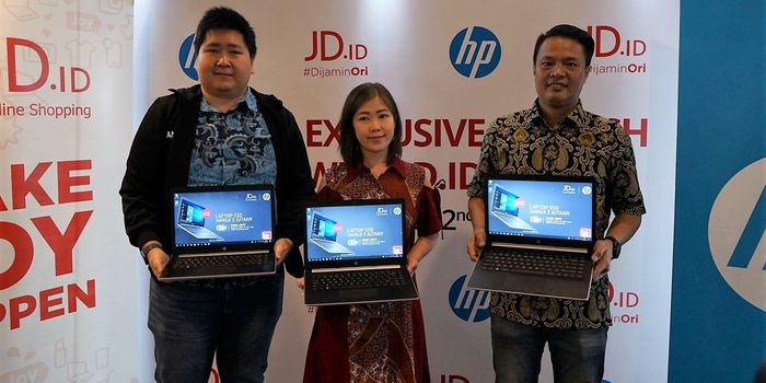 HP Joy 2 Header