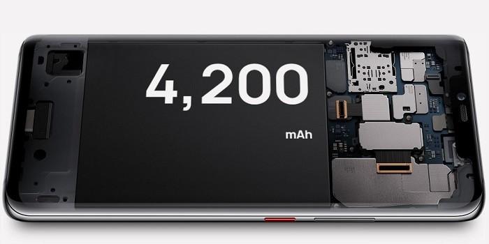 Huawei Mate 20 Pro vs P20 Pro - Battery