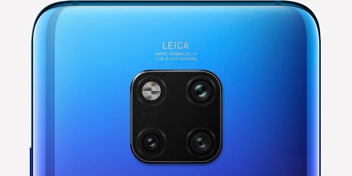 Huawei Mate 20 Pro vs P20 Pro - Camera