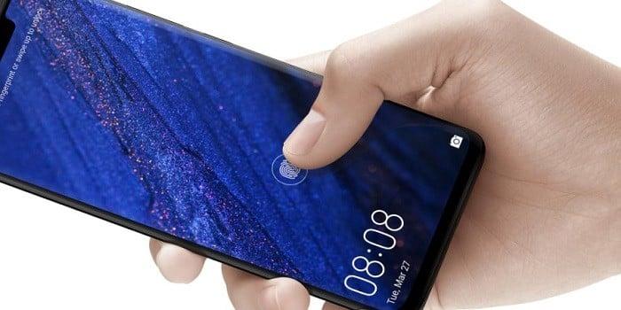 Huawei Mate 20 Pro vs P20 Pro - Feature