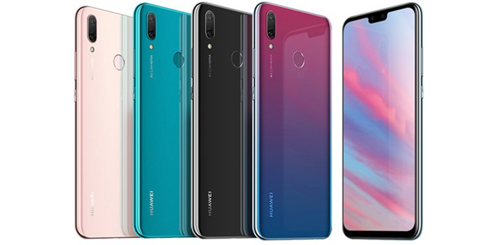 Huawei Enjoy 9 Plus Header