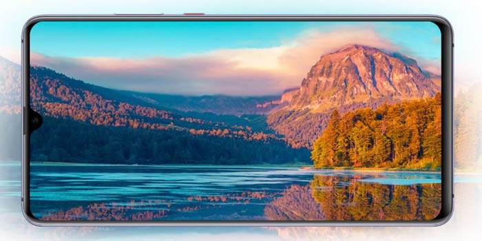 Huawei Mate 20 X Header