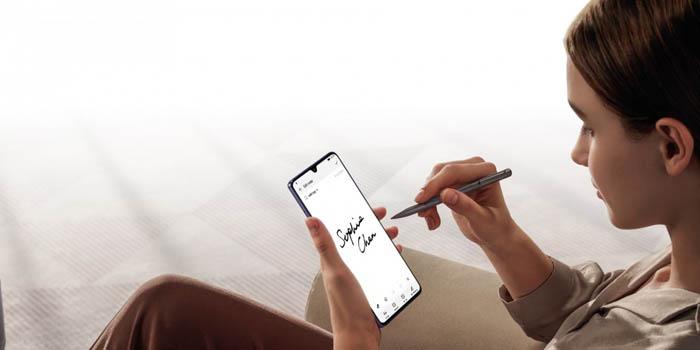 Huawei Mate 20 X Nulis